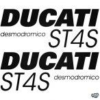 DUCATI ST4S szett matrica