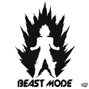 Goku Beast Mode SSJ Autómatrica