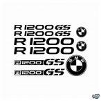 BMW R1200 szett matrica