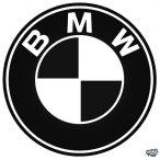 BMW embléma matrica 11