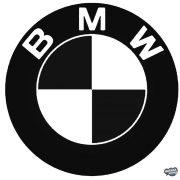 BMW embléma matrica 13