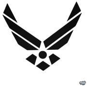 """Airforce logó """"2"""" Autómatrica"""