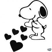 "Snoopy ""5"" Autómatrica"