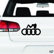 Audi matrica Csaj