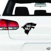 Game of Thrones Bad Wolf Autómatrica