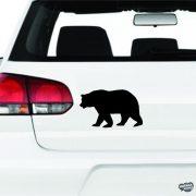 Járkáló Medve matrica