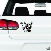 BMW matrica ördög