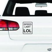 Speed Limit LOL - Autómatrica