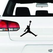 """AIR Jordan """"1"""" - Szélvédő matrica"""