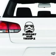 Support our Troops Autómatrica