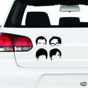 Beatles arc nélkül Autómatrica