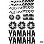 Yamaha XJR1300 szett matrica