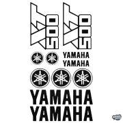 Yamaha XT500 szett matrica