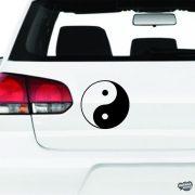 Jin Jang szimbólum Autómatrica