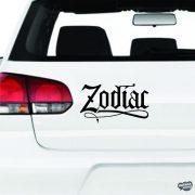 Zodiac felirat Autómatrica
