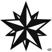Kétszínű csillag - Autómatrica