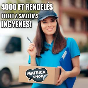Matrica Shop házhozszállítás